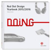 Red Dot Design Yearbook 2015/2016: Doing by Peter Zec, 9783899391756