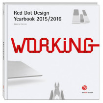 Red Dot Design Yearbook 2015/2016: Working by Peter Zec, 9783899391763