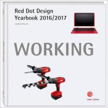 Red Dot Design Yearbook 2016/2017:  Working by Peter Zec, 9783899391879