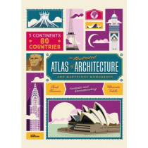 Atlas of Architecture and Marvellous Monuments by Alexandre Verhille, 9783899557756