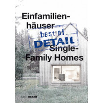 best of Detail: Einfamilienhauser/Single-Family Homes by Christian Schittich, 9783955532352