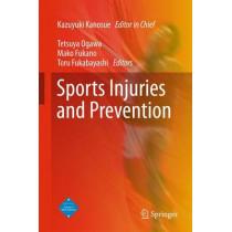 Sports Injuries and Prevention by Kazuyuki Kanosue, 9784431553175