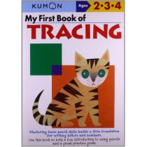 My First Book of Tracing by Publishing Kumon, 9784774307077