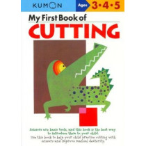 My First Book of Cutting by Publishing Kumon, 9784774307084