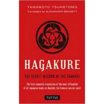 Hagakure: Secret Wisdom of the Samurai by Yamamoto Tsunetomo, 9784805311981