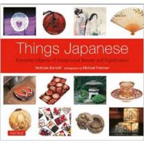 Things Japanese by Nicholas Bornoff, 9784805313039