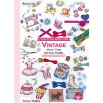 Cross Stitch Mini Motifs: Vintage by Susan Bates, 9786055647643