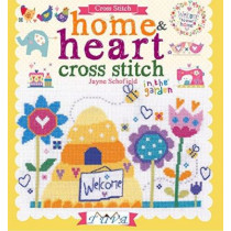 Home and Heart Cross Stitch by Jayne Schofield, 9786059192019