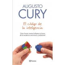 El Codigo de la Inteligencia by Dr Augusto Cury, 9786070734762