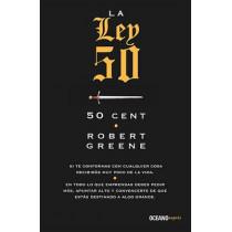 La Ley 50 by Robert Greene, 9786074009750