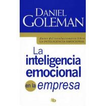 La Inteligencia Emocional En La Empresa / Working with Emotional Intelligence by Prof Daniel Goleman, 9786074802948