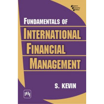Fundamentals of International Financial Management by S. Kevin, 9788120337916