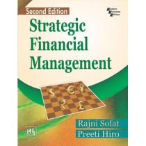 Strategic Financial Management by Rajni Sofat, 9788120351608