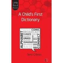 Little Red Book: A Child's First Dictionary by Terry O'Brien, 9788129121134