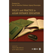 Policy and Practice in Asian Distance Education by Tian Belawati, 9788132105626