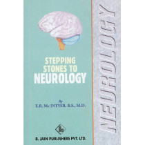 The Stepping Stones to Neurology by E. R. Mcintyer, 9788170211082