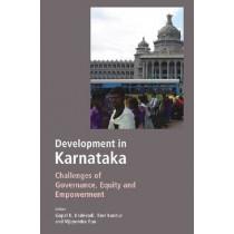Development in Karnataka: Challenges for Governance, Equity and Empowerment by Ravi Kanbur, 9788171886197