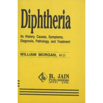 Diphtheria by William Morgan, 9788180562679