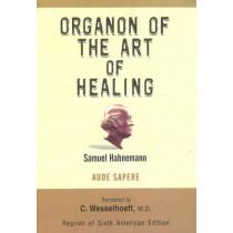 Organon of the Art of Healing by Samuel Hahnemann, 9788180568596