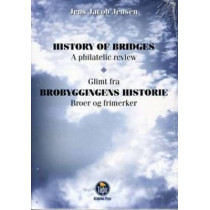 History of Bridges: A Philatelic Review: v. 4 by Jens Jacob Jenson, 9788251916929