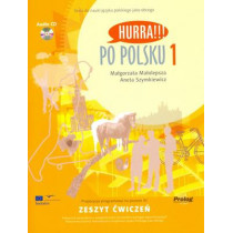 Hurra!!! Po Polsku: Volume 1: Student's Workbook by M. Malolepsza, 9788360229255