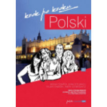 Polski, Krok po Kroku: Coursebook for Learning Polish as a Foreign Language: Level A1 by Iwona Stempek, 9788393073108
