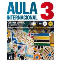 Aula Internacional - Nueva edicion: Libro del alumno + ejercicios + CD 3 (B1), 9788415640110