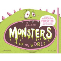 Sweet Monsters of the World by Victor Escandell, 9788415967750