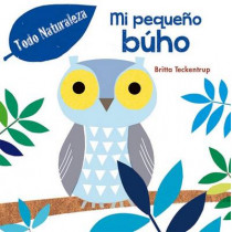 Mi Pequeno Buho by Britta Teckentrup, 9788416648306
