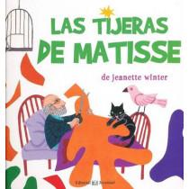 Las Tijeras de Matisse by Jeanette Winter, 9788426140333