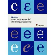 Nuevo Diccionario Esencial de La Lengua Espanola by Santillana, 9788429487565