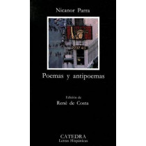 Poemas y Antipoemas: Poemas Y Antipoemas by Parra, 9788437607771