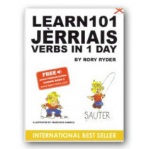 Learn 101 Jerriais Verbs in 1 Day by Rory Ryder, 9788460986423