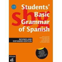 Students' Basic Grammar of Spanish: Book A1-B1 - revised and expanded edition 20, 9788484434375