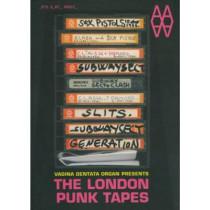 London Punk Tapes: Vagina Dentata Organ by Jordi Valls, 9788492861514