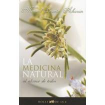 La Medicina Natural al Alcance de Todos by Manuel Lazaeta Acharan, 9788496595316