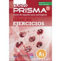 Nuevo Prisma A1: Exercises Book by Angeles Casado, 9788498486018