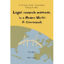 Legal Research Methods in a Modern World by J. Paul Lomio, 9788757424676