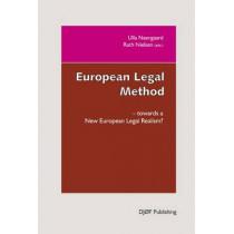 European Legal Method: Towards a New Legal Realism by Ulla B. Neergaard, 9788757431254