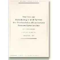 Studien Zur Morphologie Und Syntax Der Festlandskandinavischen: Mit Besonderer Berucksichtigung Des Danischen by Henrik Jorgensen, 9788772888811