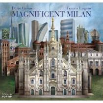 Magnificent Milan by Dario Cestaro, 9788831721219