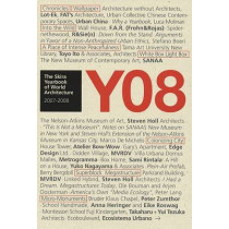 Y08. The Skira Yearbook of World Architecture 2007-2008 by Luca Molinari, 9788861305878