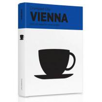 Vienna Crumpled City Map, 9788897487104
