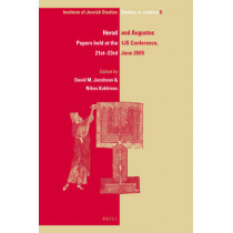 Herod and Augustus: Papers Presented at the IJS Conference, 21st-23rd June 2005 by David M. Jacobson, 9789004165465