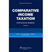 Comparative Income Taxation. A Structural Analysis: A Structural Analysis by Hugh J. Ault, 9789041132048