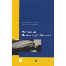Methods of Human Rights Research by Fons Coomans, 9789050958790