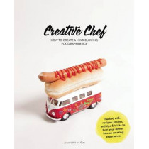 Creative Chef: How to Create a Mind-Blowing Food Experience by Jasper  Udink ten Cate, 9789063694142