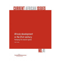 Africa's Development in the 21st Century: Reshaping the Research Agenda by Fantu Cheru, 9789171066282