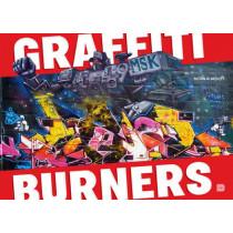 Graffiti Burners by Bjorn Almqvist, 9789185639427