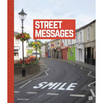 Street Messages by Nicholas Ganz, 9789185639731